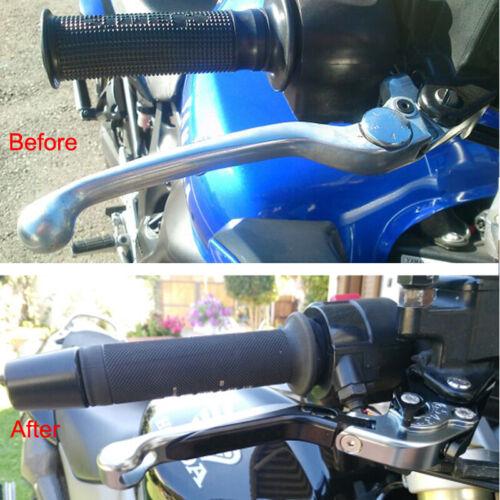 Foldable Extendy Clutch Brake Levers For Yamaha FZS600 Fazer 98-03 TDM 900 02-03