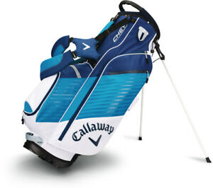 New-Callaway-Chev-Stand-Cart-Bag-with-UPS-Free-Shipping