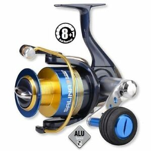 Okuma-SALINA-3-Spin-Reel-3000-4000-10000-16000-Brand-NEW-Lifetime-Warranty