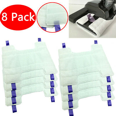 10 Pack For Shark  Microfiber Mop Pad NV650W NV650 HV300 Pack NV751 Vacuum