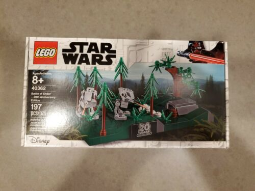 New Sealed! LEGO Star Wars 40362 Battle of Endor 20th Anniversary Edition
