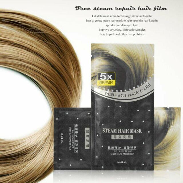 Automatic Hair Mask For Hair Coarse Dry Split Ends Keratin Argan Oil Treatment@