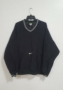 c6f85818cc9e Image is loading Vintage-NIKE-Windbreaker-Pullover-Jacket-VTG-Men-039-