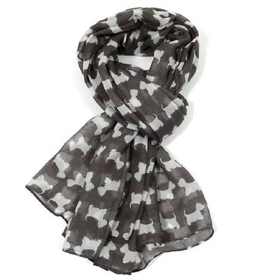 Dachshund Scarf Grey Blue Mustard Gifts Dog Scarves Sausage Dogs Gift Present