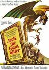 Jack The Giant Killer 2016 DVD