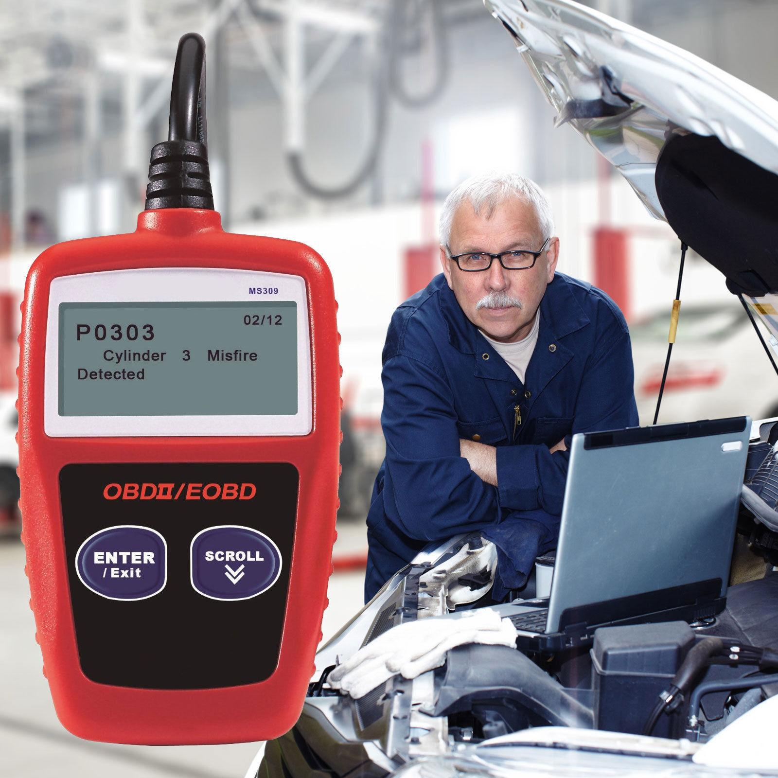 Scanner New OBD2 OBDII Car