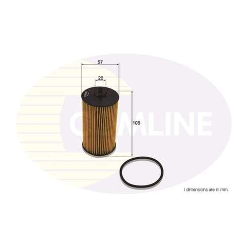Fits Vauxhall Corsa MK3 Genuine Comline Oil Filter