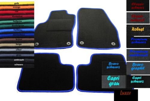 Tappetino In Velour OPEL VECTRA C STATION WAGON OPEL SIGNUM 2002 a 2008 ART 2919