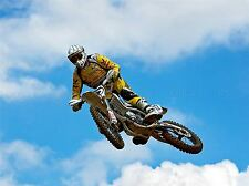 MOTOCROSS DIRT BIKE JUMP SPORT PHOTO ART PRINT POSTER PICTURE BMP414A