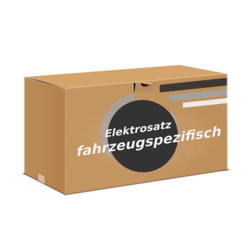 7pol spezifisch E-Satz Anhängerkupplung AHK Opel Insignia Kombi ab 2009 starr