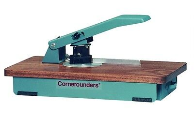"""Lassco Wizer CR-20 with 3//8/"""" Cornerounder Corner Cutter Rounder Made in USA!"""