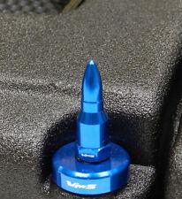VMS BILLET ALUMINUM BLUE H22 VALVE COVER WASHER SEALS BULLET SPIKE NUT BOLT KIT