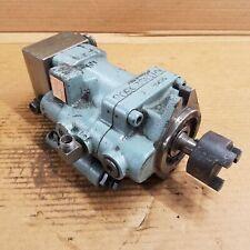 Nachi Pvs1b 16n2 Ze13 Hydraulic Piston Pump Used