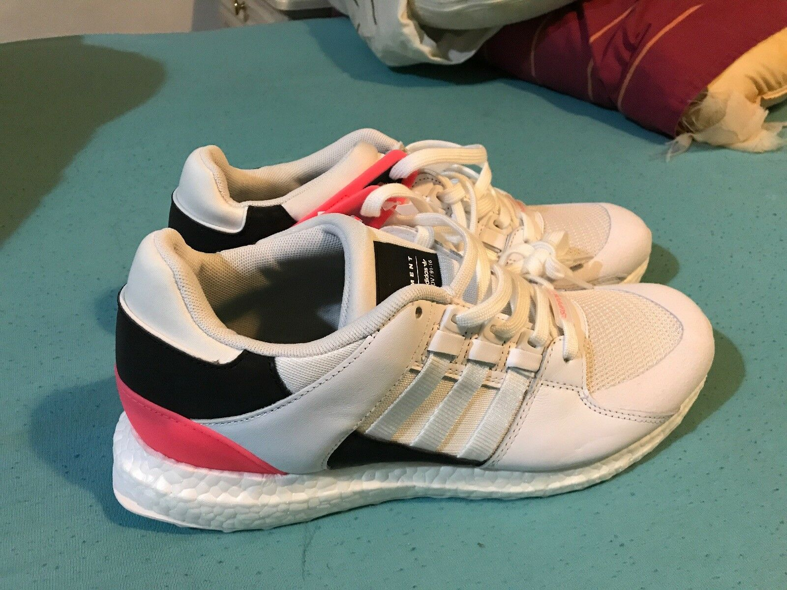 Adidas EQT SUPPORT ULTRA In Weiß Uk 10 US 10 1 2 FR 44 2 3