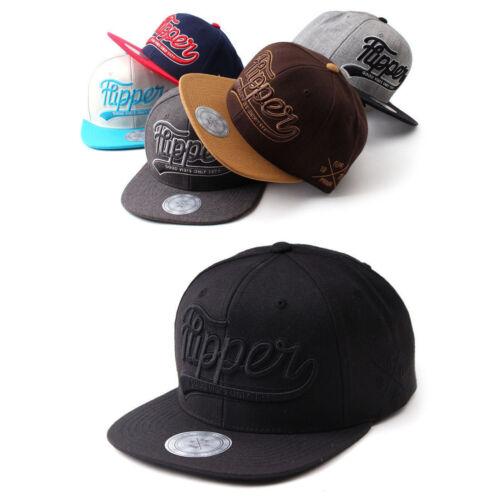 Unisex Mens Womens Premier X Flipper Snapback Hip-hop Baseball Cap Trucker Hats