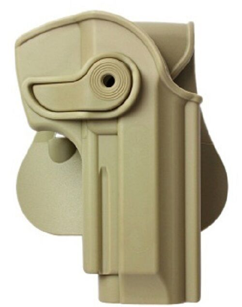 Z1250 IMI Defense Tan Right Hand Roto Holster for Beretta 92