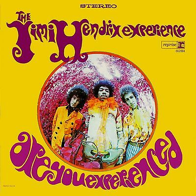 Dutiful Jimi Hendrix Are You Experienced Autographs-original Music 24x24 Album Artwork Fathead Poster At All Costs
