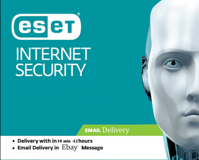 ESET NOD32 Internet Security 2020 Antivirus, 6 months -1 ...