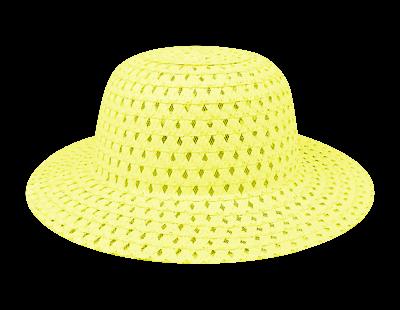 Giallo Borsalino Cow Boy Cappello (8.5x29) Cm Pasqua Cuffia Cappello Di Paglia Kids Fashion Style-mostra Il Titolo Originale Profitto Piccolo