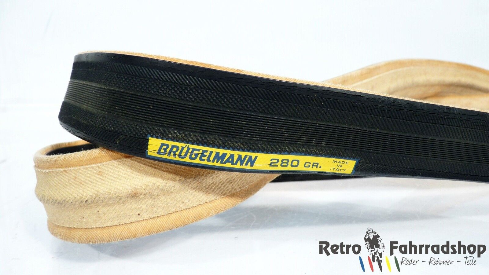NEW brügelmann 280 Hose Tyre 28  NOS Made  in  RARE 1980er 285g  order now with big discount & free delivery
