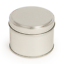 10-Candle-tins-Make-10-silver-colour-candle-container-tins-200ml-Round-step-lid thumbnail 2