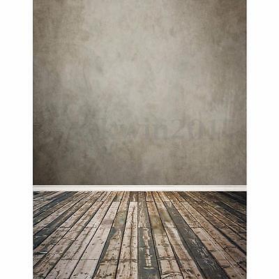 Vinyl WALL FLOOR Photography Backdrop Photo studio Background Cloth 5x7FT