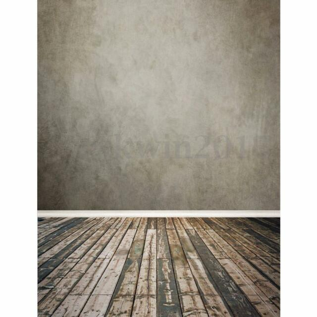 Vinyl WALL FLOOR Photography Backdrop Photo studio Background Cloth 5x7FT
