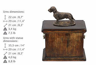 Aggressiv Dackel, Urne, Kalte Bronze, Artdog, De, Type 2