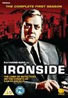 Ironside Complete Season 1 - DVD & 8 Discs Series First