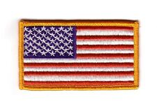 """AMERICAN FLAG """"Patch"""" (Fabrication Actuelle)"""