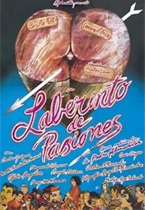 LABYRINTH-OF-PASSION-26x37-MOVIE-POSTER-Pedro-Almodovar-NEW-ROLLED