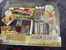 NEW IN BOX BRATZ FOREVER  DIAMONDZ FASHION DESIGN KIT DOLL CLOTHES HARD TO FIND