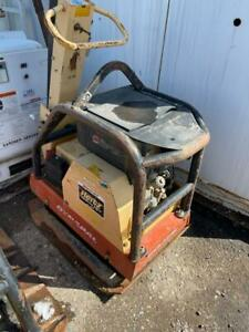 2010 Dynapak LG500 - 1000LB Diesel Plate Compactor Canada Preview
