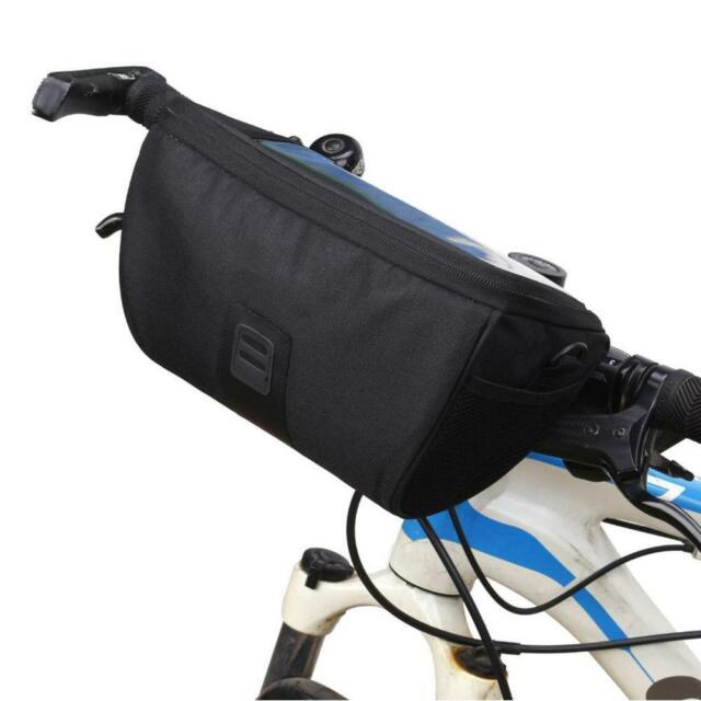 Buy Cycling Bicycle Bike Outdoor Handlebar Bag Pouch Front Basket