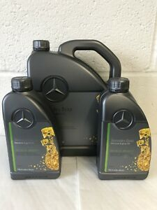 Image Is Loading Genuine Mercedes Benz 229 51 Engine Oil Synthetic