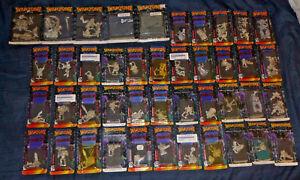 Dark-Legion-Lot-43-blister-packs-Warzone-NEW-UNOPENED-OOP