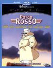 Porco Rosso (Blu-ray/DVD, 2015, 2-Disc Set)