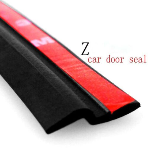 10ft Z Type Car Rubber Seal Sound Insulation Door Sealing Strip Weatherstrip US