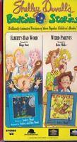 Shelley Duvall's Bedtime Stories Vol 1 VHS 1992 Ringo Starr Bette Midler Narrate