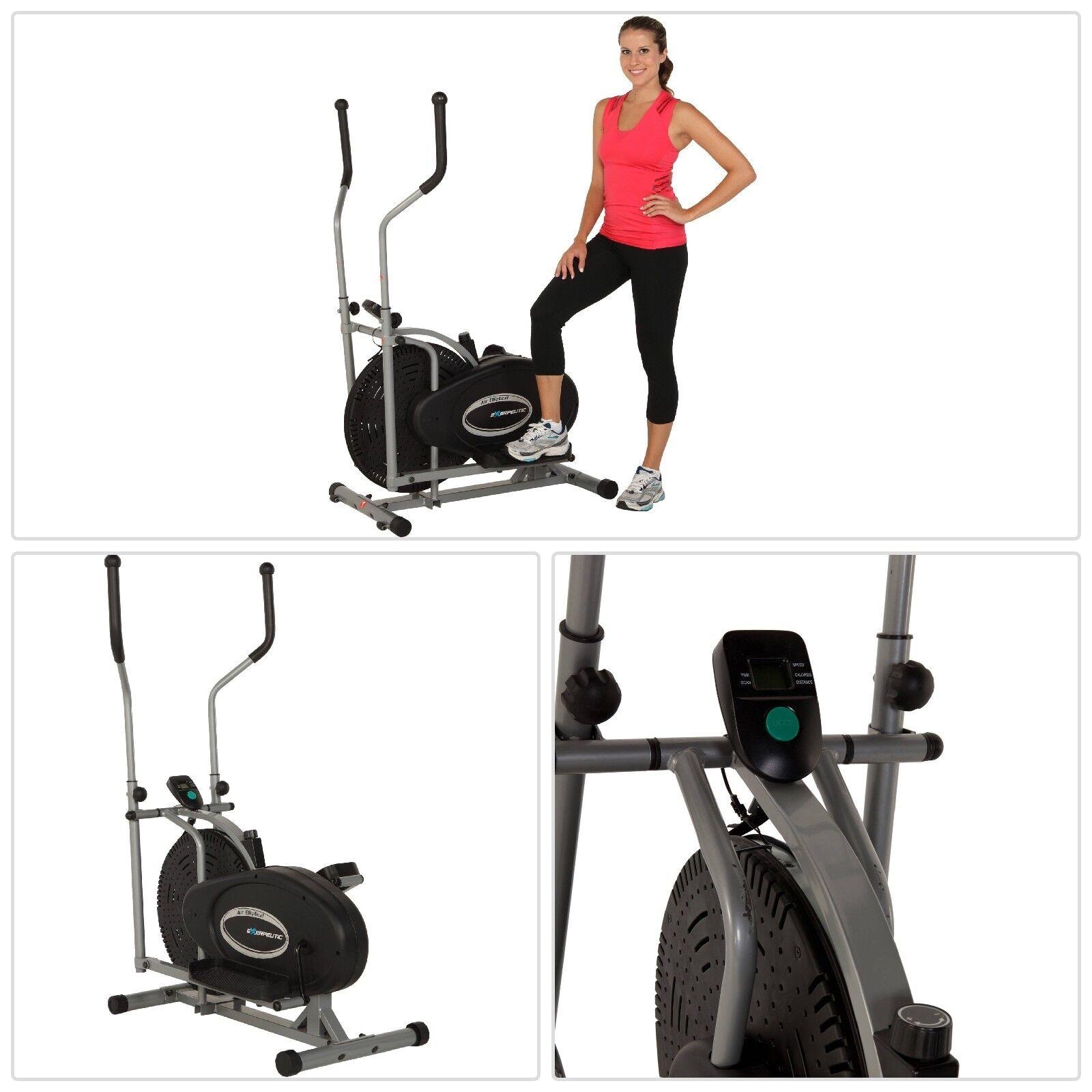 Ejercicio de Interior de Fitness entrenador elíptico  Máquina de entrenamiento Gimnasio Cochedio equipo  Entrega rápida y envío gratis en todos los pedidos.
