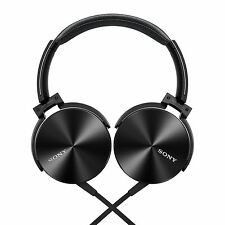 Sony  Original MDR-XB950AP On-Ear Extra Bass(XB) Headphones with Mic (Black)
