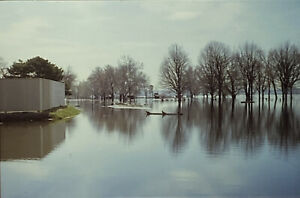 Vintage-Photo-Slide-Onondaga-Lake-Parkway-Flood-New-York-1993