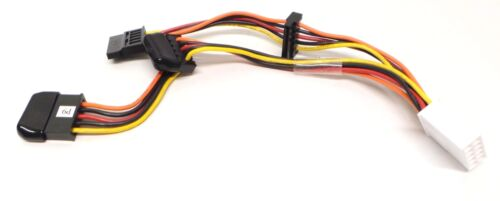 Genuine Dell Power Supply Unit PSU Wire Harness 4-Drop SATA Adapter Cable J1520
