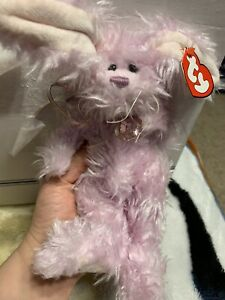 TY Beanie Baby April Showers the Rabbit