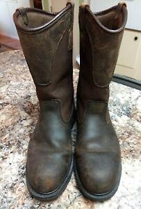 Carhartt Style 3910 Leather Steel Toe