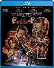 TALES FROM THE CRYPT : BORDELLO OF BLOOD  -  Blu Ray - REGION A - sealed