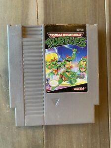 Teenage-Mutant-Ninja-Turtles-Original-Nintendo-NES-Tested-Plays-Great