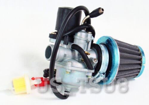 【New】 Carburetor /& Air Filter for Polaris Predator Scrambler Sportsman Series