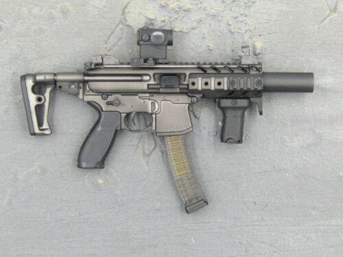 "Échelle 1//6 Jouet /""Catch Me/"" Sig 9 mm MPX Sub Machine Gun"