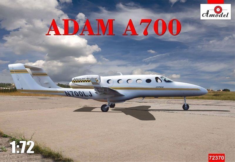 ADAM A700 1  72 Amodelllller 72370 NY modelllllerl kit